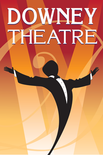 Downey Theatre Logo